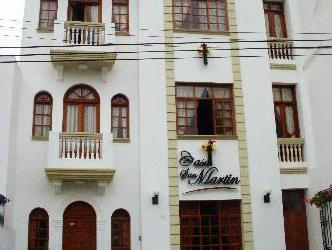 Casa San Martin, Lima