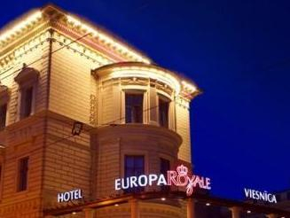 Europa Royale Riga, Riga