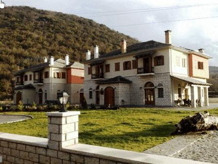 Dovra Hotel, Epirus