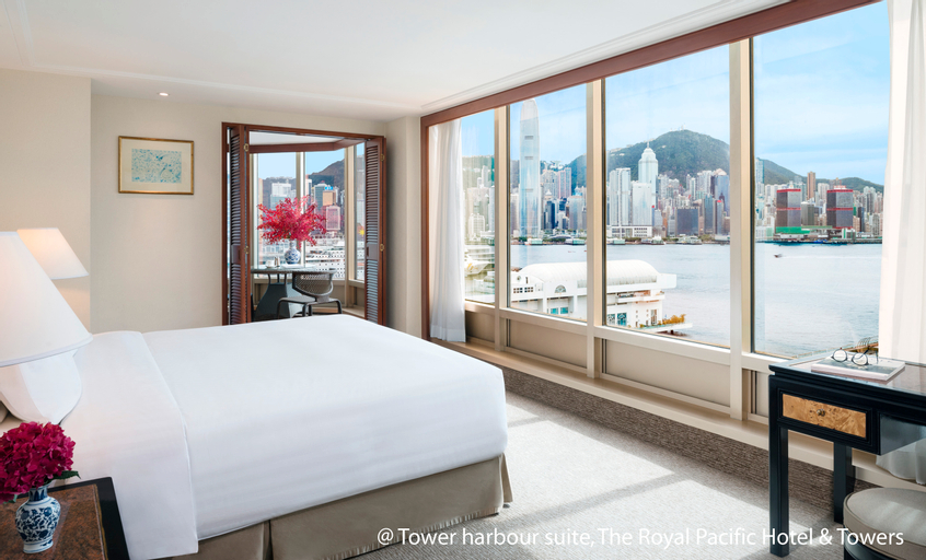 The Royal Pacific Hotel and Towers, Yau Tsim Mong