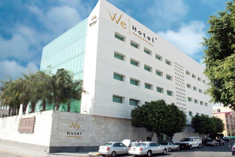 We Hotel Aeropuerto, Gustavo A. Madero
