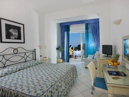 Hotel La Floridiana, Napoli