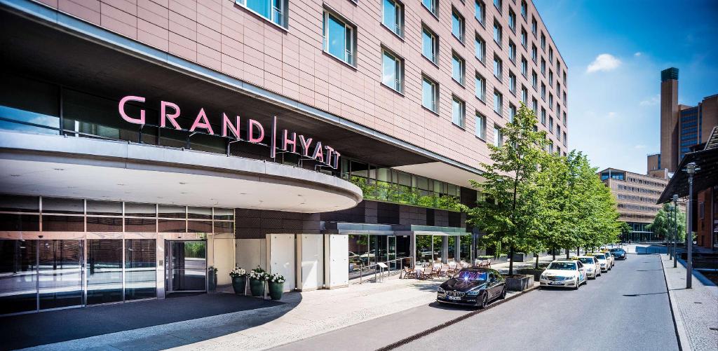 Grand Hyatt Berlin, Berlin