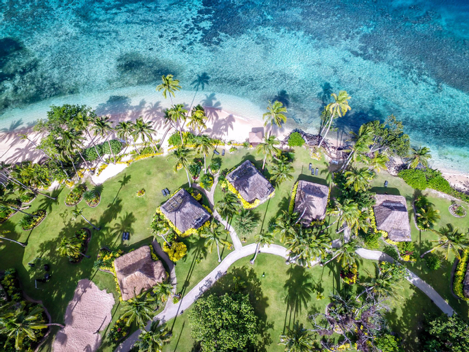 Qamea Resort and Spa Fiji, Cakaudrove