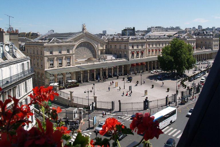 Hotel Libertel Gare de l'Est Francais, Paris