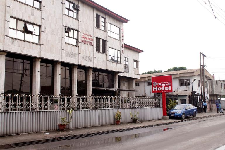 Garden City Marriott Hotel, Obio/Akp
