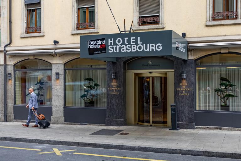 Best Western Hotel Strasbourg, Genève