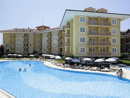 Akka Hotel Claros, Kemer