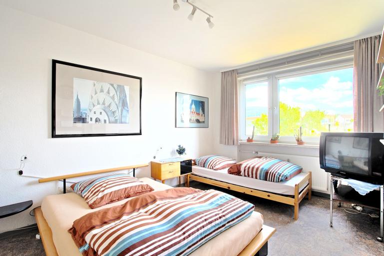 Private Apartment August-Schaper-Straße, Region Hannover