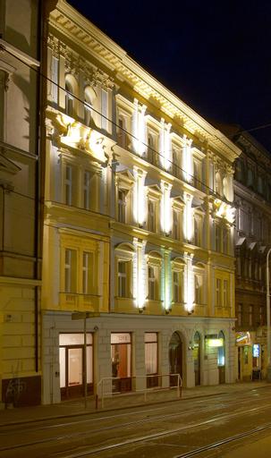 Ariston, Praha 1