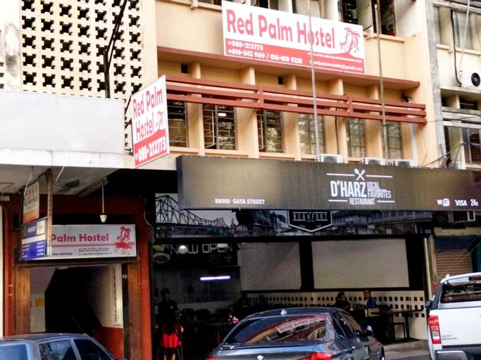 Red Palm Hostel, Kota Kinabalu