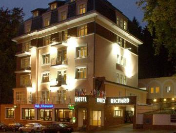 Hotel Richard, Cheb