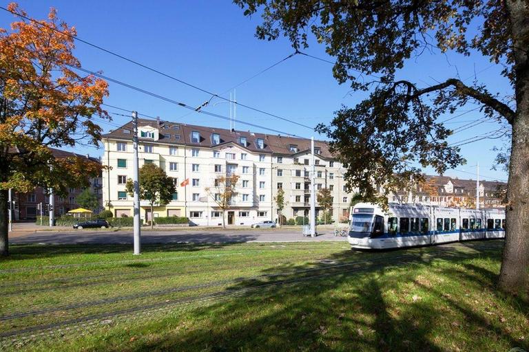 Hotel Coronado, Zürich