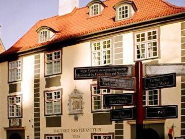 Grand Boutique Ekes Konvents Hotel, Riga