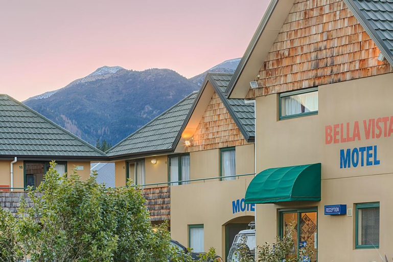 Bella Vista Motel Hanmer Springs, Hurunui