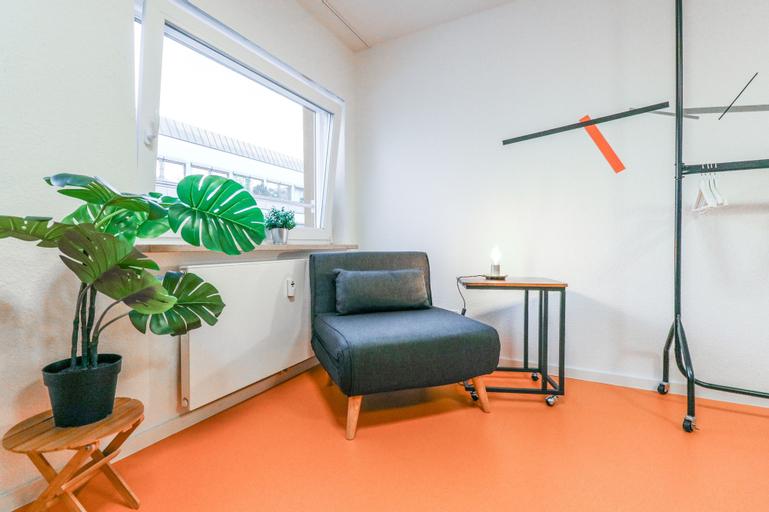 Super zentral ruhig und neu 4B, Mannheim