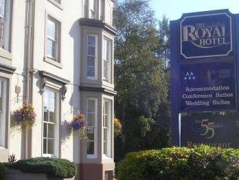 Royal Hotel, Bridge of Allan, Stirling