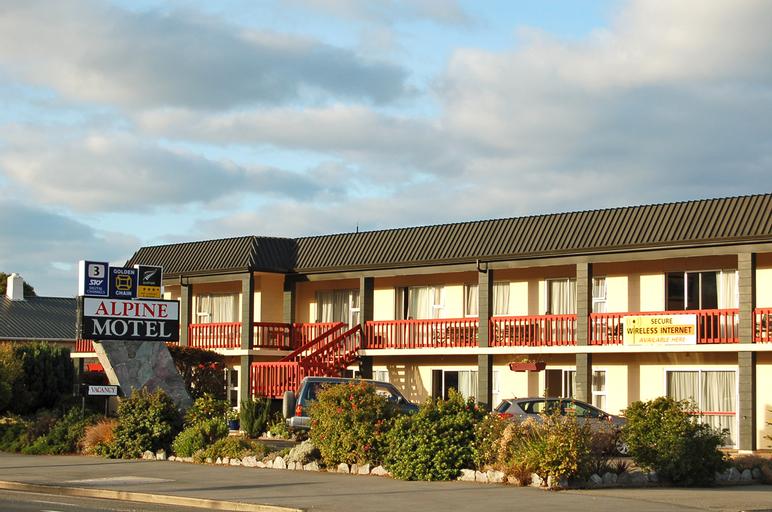 Alpine Motel, Waitaki