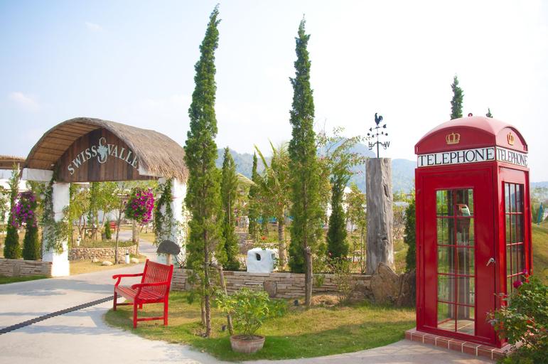 Swiss Valley Hip Resort, Suan Phung