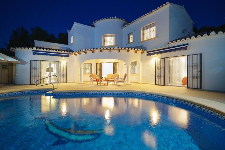 Villa Solhabitat Diva Moraira, Alicante