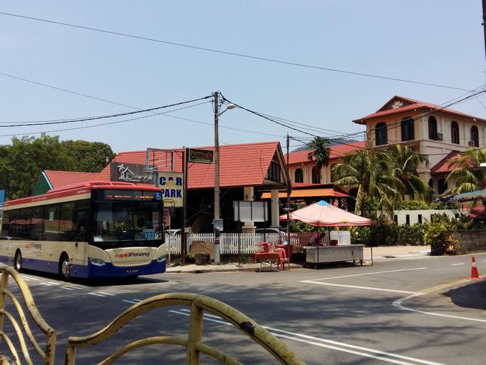 D'Feringghi Haus Hotel & Restaurant, Pulau Penang