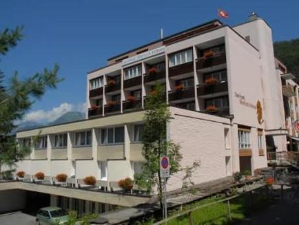 Das Hotel Sherlock Holmes, Oberhasli