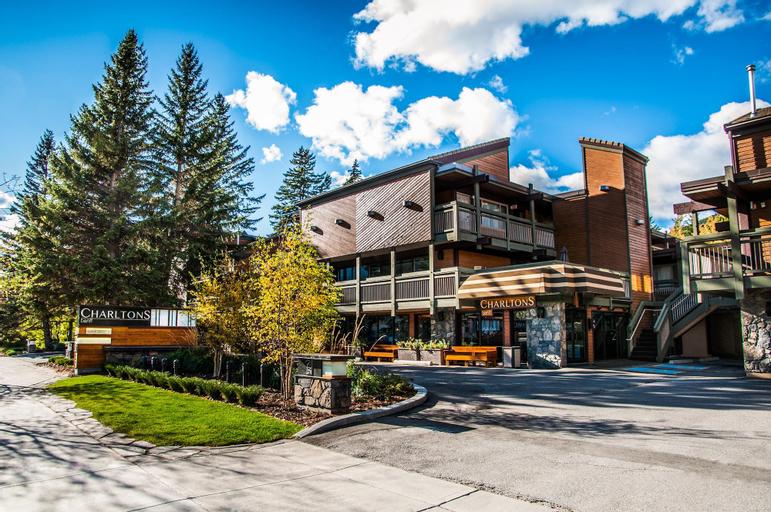 Charlton's Banff, Division No. 15