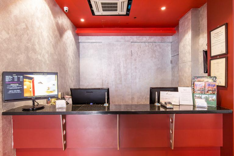 Fragrance Hotel - Rose (SG Clean Certified, Staycation Approved), Novena
