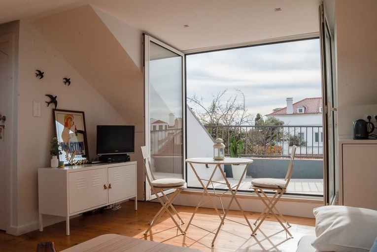 Cosy Studio in Lapa District, Lisboa