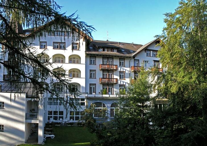 Sunstar Hotel Flims, Imboden