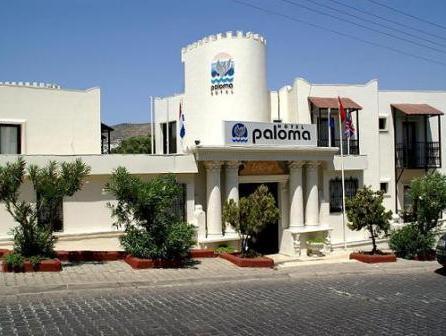 Paloma Hotel, Bodrum