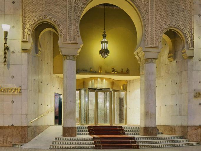 Le Royal Mansour Hotel, Casablanca
