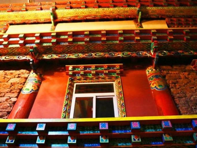 Shangri-la Sun Moon Hotel Linka, Dêqên Tibetan