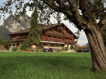 SALZANO Hotel - Spa - Restaurant, Interlaken