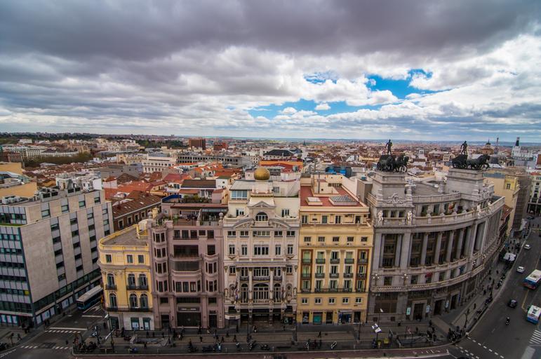 Petit Palace Alcalá, Madrid