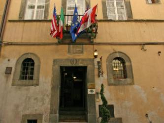 Hotel Sabrina, Arezzo