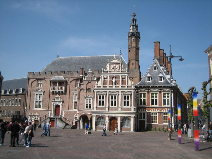 Hotel Lion d'Or, Haarlem
