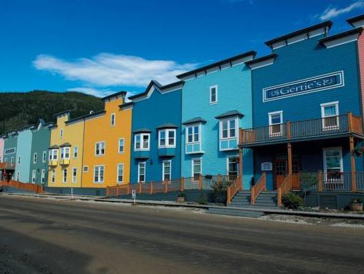 Westmark Inn Dawson City, Yukon