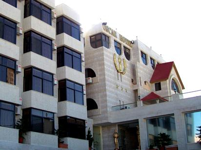 Oscar Hotel, Wadi Musa