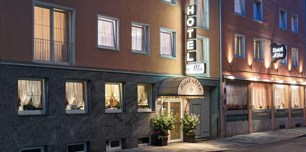 Hotel Alfa, München