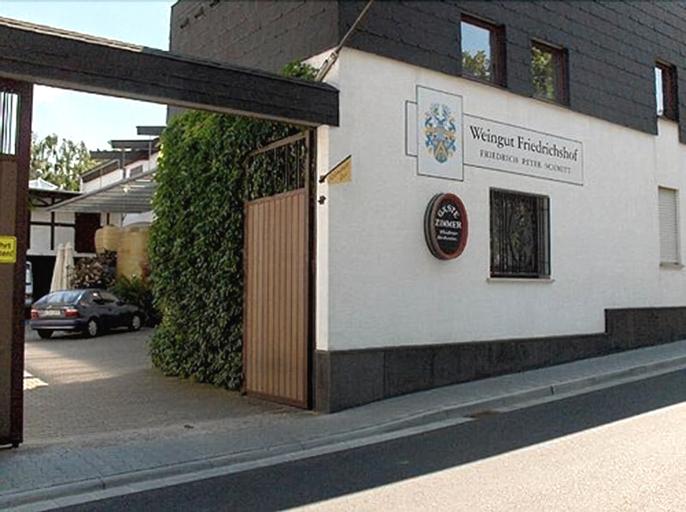 Weingut & Gästehaus Friedrichshof, Mainz-Bingen