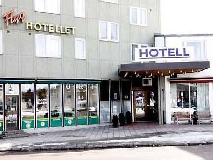 First Hotel Brommaplan, Stockholm