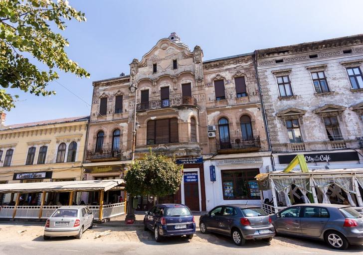Apartment Vintage, Arad