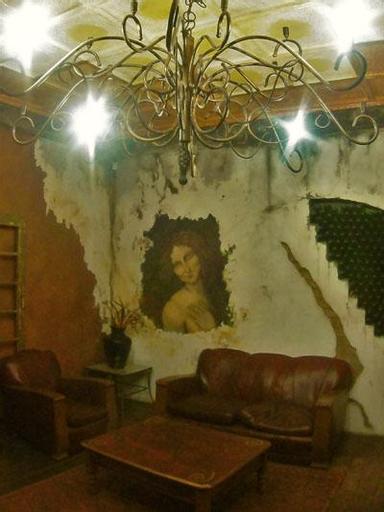 Ye Olde Thatch Hotel, Central Karoo