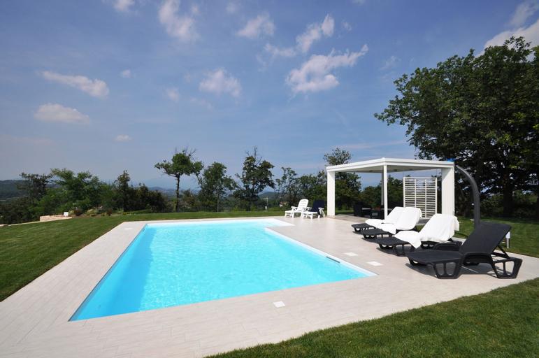 Villa Garden, Brescia