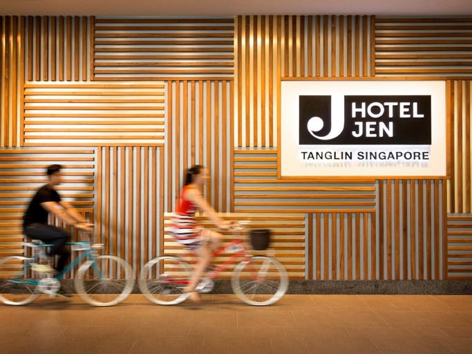 Hotel Jen Tanglin Singapore by Shangri-La, Orchard
