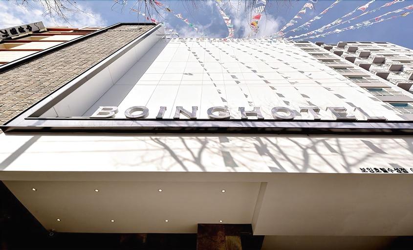 Boing Hotel, Buk