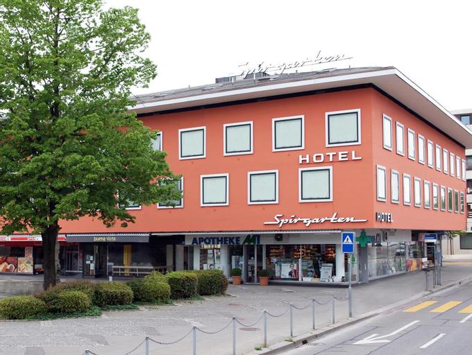 Best Western Hotel Spirgarten, Zürich