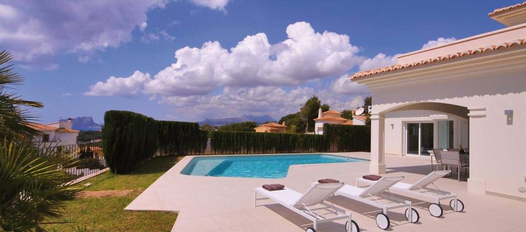 Villa Moraira Portet Luxe, Alicante