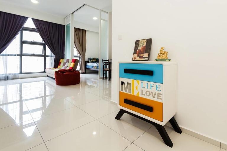 Modern & Cozy 2BR in Bukit Bintang, Kuala Lumpur
